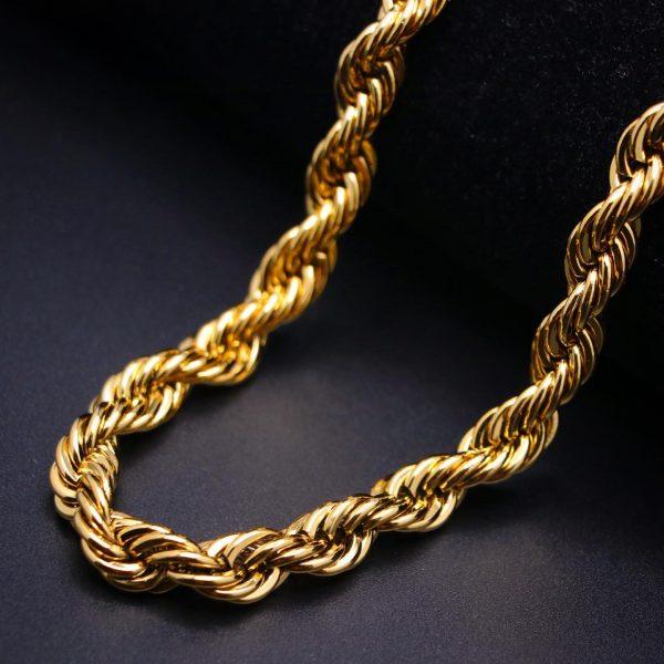 زنجیر طنابی کلفت